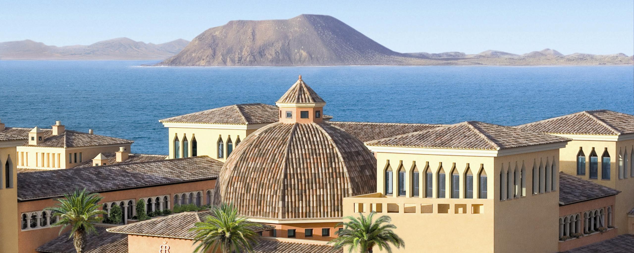 Gran Hotel Atlantis Bahia Real Fuerteventura Gate To Travel