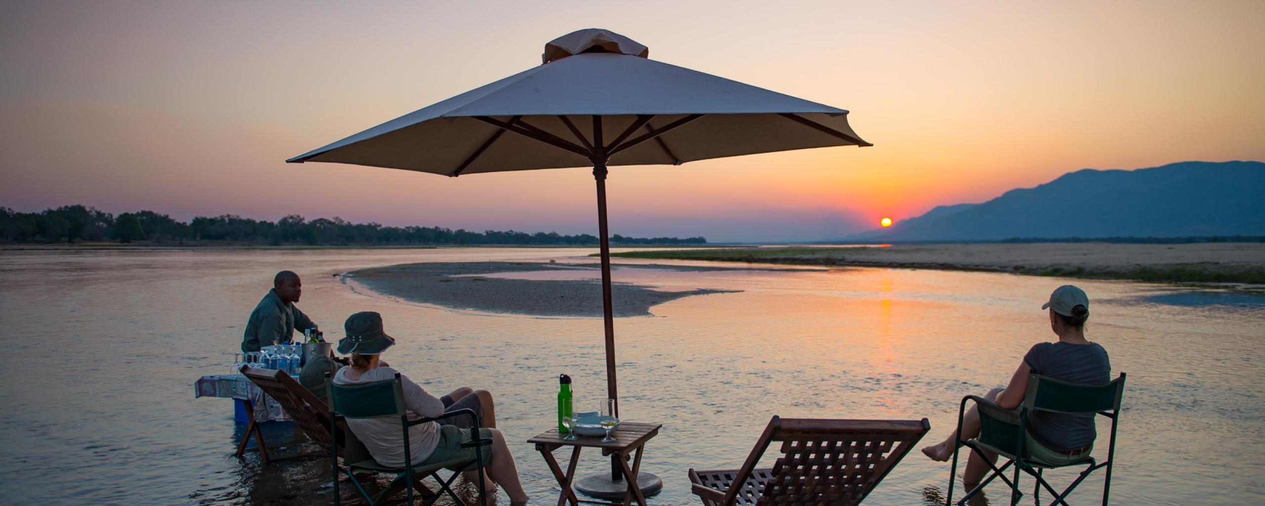Zambezi Expeditions - Zambezi River